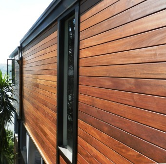 How Does Ipe Hardwood Decking And Siding Weather