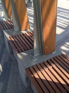 Ipe_benches_and_pergola_closeup
