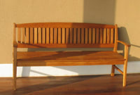 Ipe bench, Ipe outdoor funiture, Ipe patio furniture, Ipe garden bench