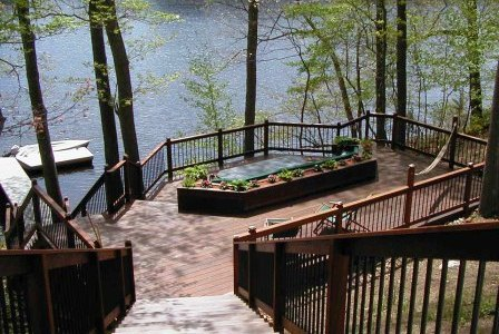 Ipe Decking Project Ten Years After