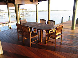 If Ipe Decking And Outdoor Furniture