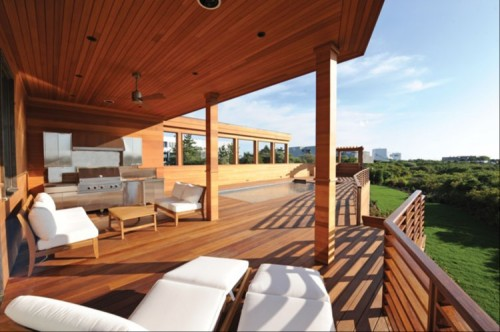 magnificent cumaru decking