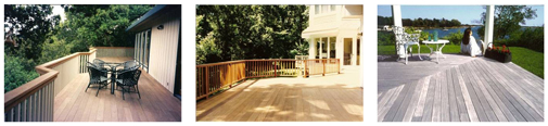 high density hardwood decking, garapa decking, ipe decking, cumaru decking