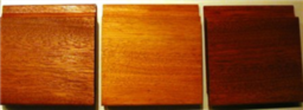 Santa Maria hardwood stain color options