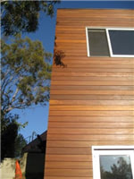 Climate-Shield_rain_screen_clips with hardwood cladding Southern California