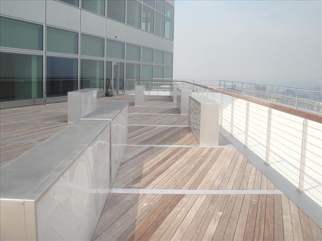 ipe rooftop deck