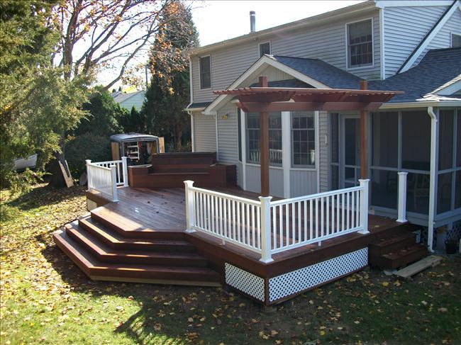 mataverde residential deck