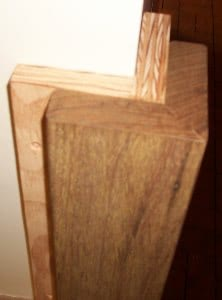 5_Screw_the_plywood_flanges_to_the_exterior_sheathing_to_install_your_wood_outside_corners