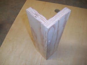 3_marine_grade_plywood_assembly_for_attachment_flanges_for_wood_outside_corner