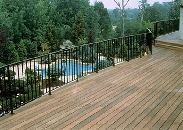 ipe residential deck