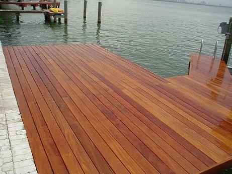 mataverde cumaru dock