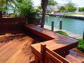 Mataverde Ipe hardwood decking and siding