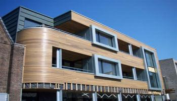 Louro_Preto_FSC_wood_siding_project_in_the_Netherlands