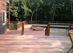 cumaru deck and pool surround