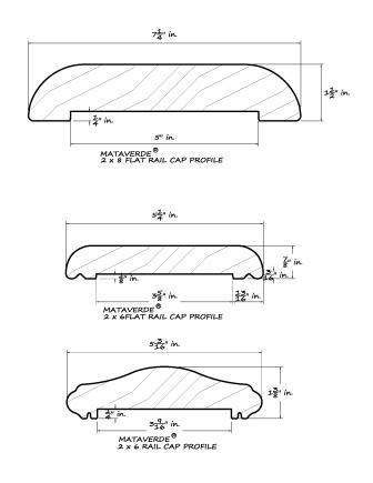 Mataverde_Decking_Standard_Rail_Cap_profiles
