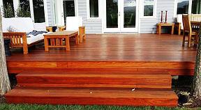 mataverde machiche deck with stairs