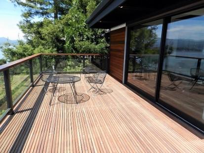 mataverde hardwood deck