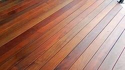 Machiche hardwood decking is FSC Certified