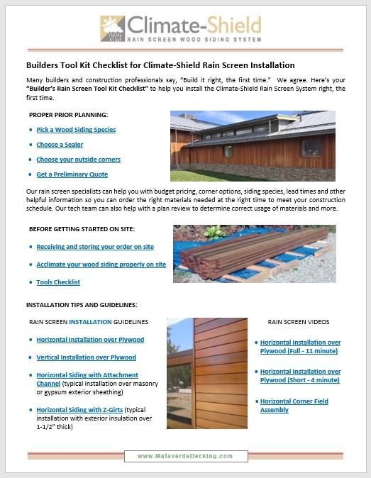 Builders Tool Kit Checklist for Climate-Shield Rain Screen Installation.jpg