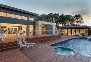 Cumaru hardwood deck in California