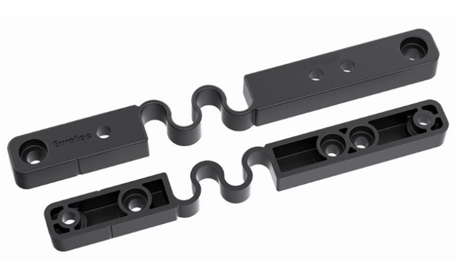 Eurotec Deck Glider- Mini hidden fastener