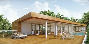 Garapa Rooftop Deck design and installation
