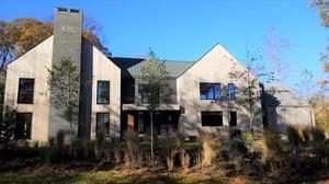 Garapa siding architectural rainsceen cladding design in New England-1