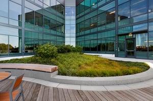Ipe Decking and rooftop garden 450-Artisan-Way