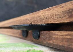 Mataverde Eurotec Deck Clip hidden fastener works great with pre-grooved decking