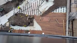 Mataverde Eurotec Ipe rooftop decking project