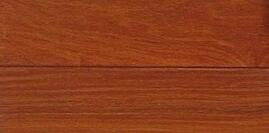 Cumaru hardwood siding