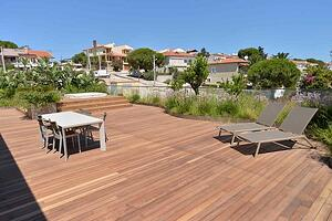 Mataverde thermowood deck