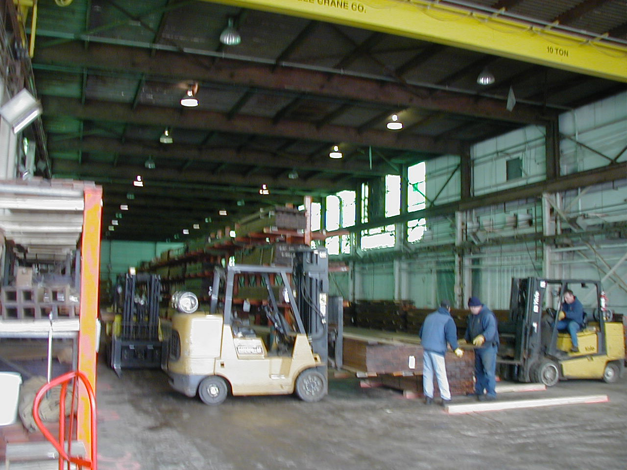 mataverde east coast distribution center