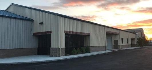 New GW Distribution Center Cotati, CA