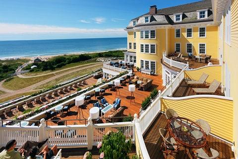 ipe deck ocean house