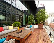 Stylish_Ipe_rooftop_deck_and_table-_Organic_Gardener