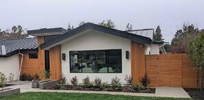 Thermally Modified Hem-Fir siding and fencing