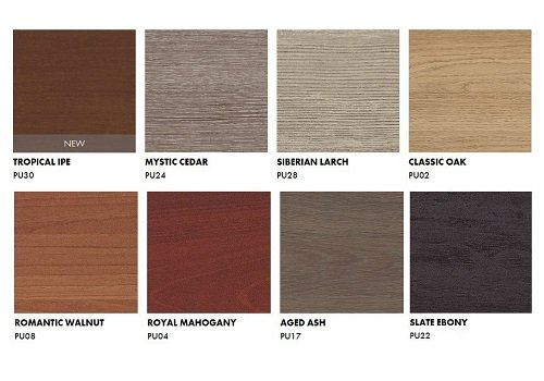 Trespa Pura NFC Wood decors jpeg