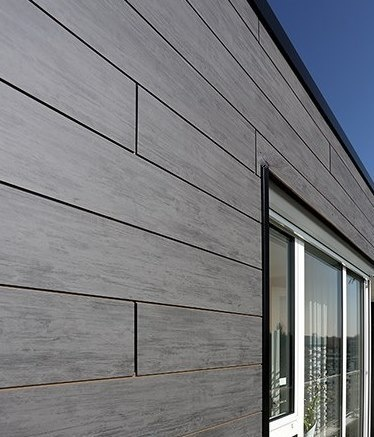 Trespa Pura Sidings Create Rich Color Schemes On Exterior