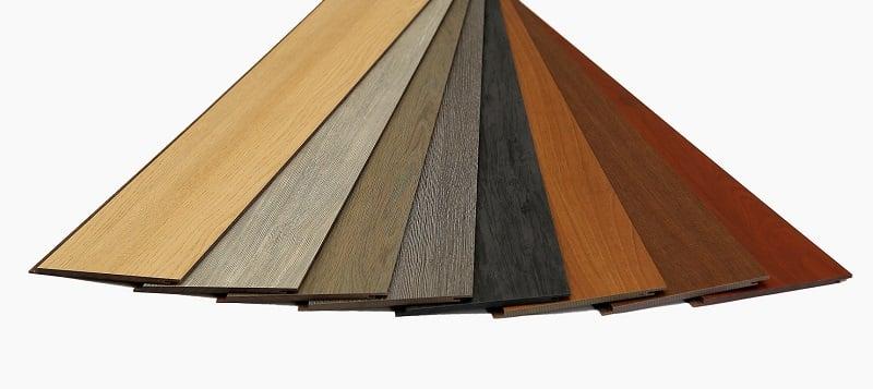 Trespa Pura siding colors wood decors