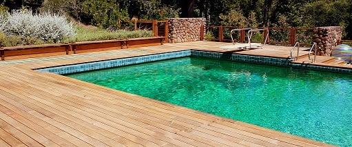ipe pool deck