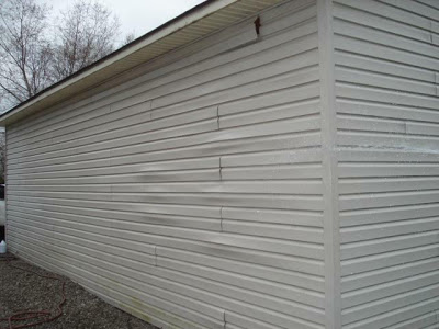 low priced vinyl siding can create problems on your home