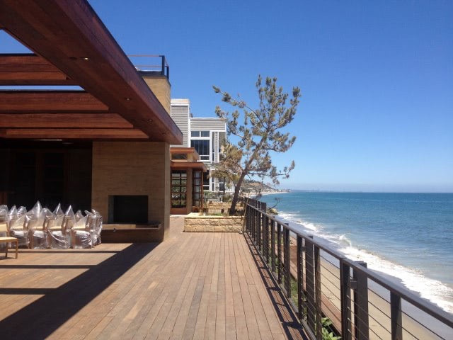 ipe decking malibu california