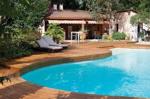 Kebony Decking around pool in France.jpg