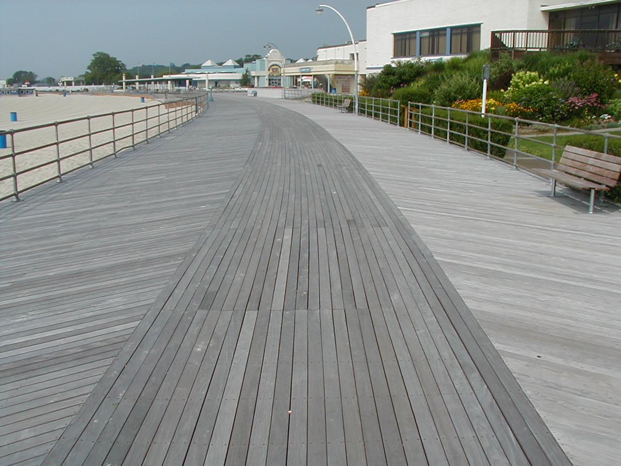 Ipe Boardwalk New London CT